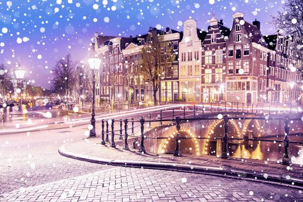 Amsterdam: 3 Night Escape Including Breakfast